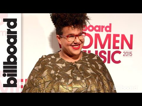 Brittany Howard | Women In Music 2015 Red Carpet