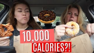 WHAT I EAT IN A DAY CHEAT DAY EDITION!