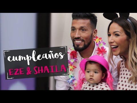 Cumpleaños De Ezequiel y Shaila