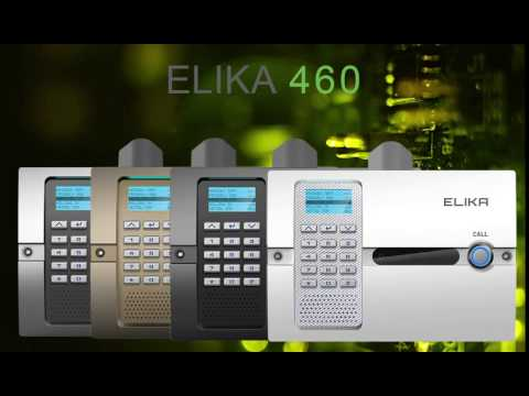 Elika 460 Wireless Telephone Entry System & Access Control