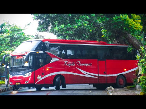 #4 | Review Bus Rejeki Transport Scania K310ib SR-2 HD Prime