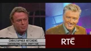 (2/2) Christopher Hitchens on RTÉ Radio 1