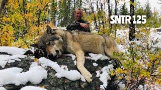 Alpha Male Killed 5 Hounds  Stuck N the Rut 125