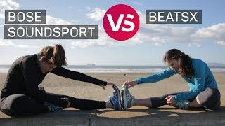 BeatsX vs. Bose Soundsport Wireless: Best Bluetooth headphones