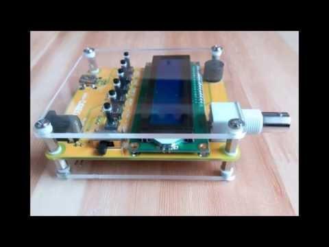 #0082 MR100 SWR Antenna Analyzer (Parte 1 instalación)