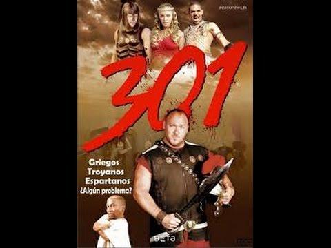 301 La Leyenda De Imponentus Maximus DVD XviD