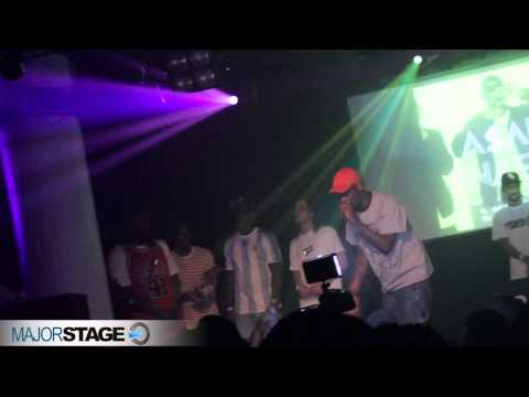 A$AP Nast performs Trillmatic w/ MajorStage