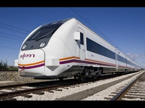 Train travel in Spain: RENFE Media Distancia from Seville to Malaga