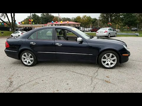 2007 Mercedes-Benz E-Class Baltimore, Columbia, Frederick, Catonsville, Clarksville, MD CC1917