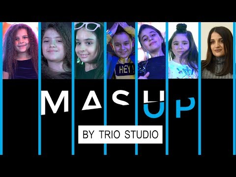 MASHUP by Trio Studio N2 - Uptown Funk / Silva Hakobyan, Mark Ronson, Bruno Mars/