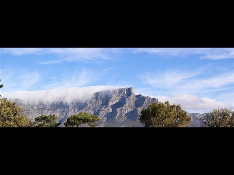 Table Mountain - Top Tourist Attraction In Cape Town & Discover Fountain In Hiking Pathway