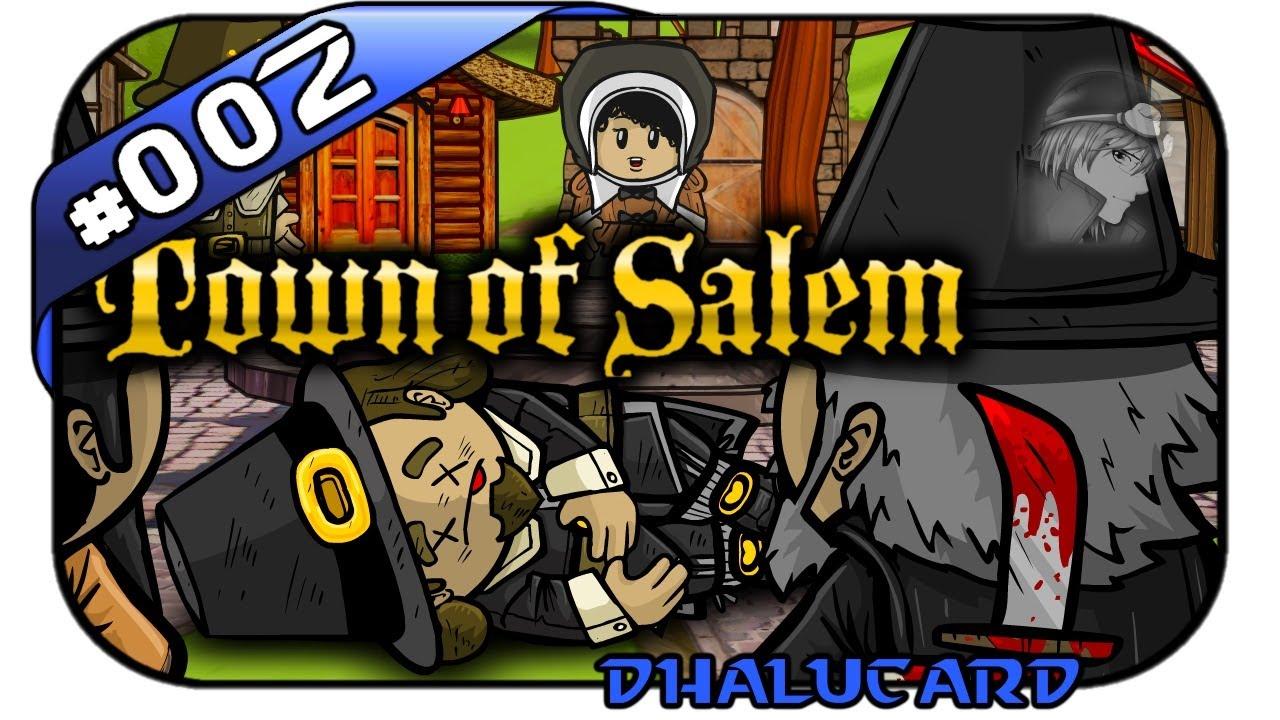 Town Of Salem Deutsch