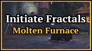 Guild Wars 2 Initiate Fractals Molten Furnace