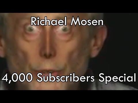 [YTP] - Michael Rosen Has 4,000 Subscribers (Richael Mosen 4k Sub Special)