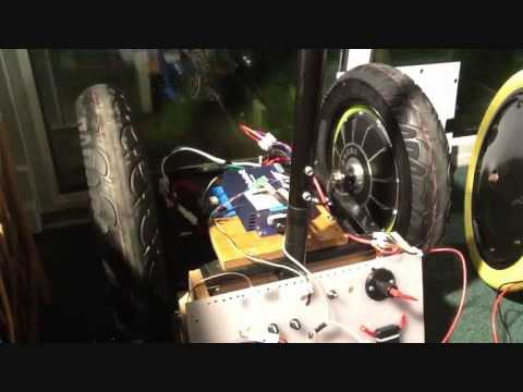 Arduino controlled Roboteq brushless 2x75 Amp motor controller #18  YouTube