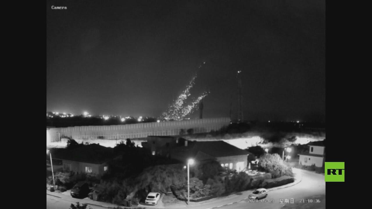 القبة الحديدية تعترض صواريخ من غزة  - نشر قبل 7 ساعة