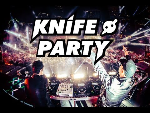 2017 EDM Mix - Knife Party