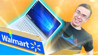 Walmart's New Laptop is an INSANE Deal