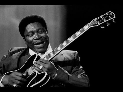 BB King -- When love comes to town -- Live at the Apollo