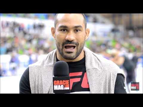 Campeão do ADCC e atleta do UFC, Davi Ramos e sua dica para lutar sem kimono