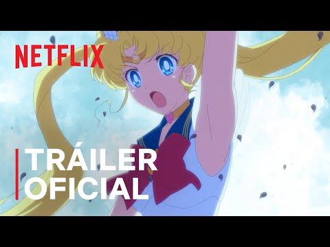 Pretty Guardian Sailor Moon Eternal: La película | Tráiler oficial | Netflix