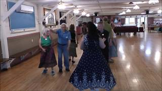 Square Dancing Premier Squares A-2 Monthly Dance Andy Allemao June 2017