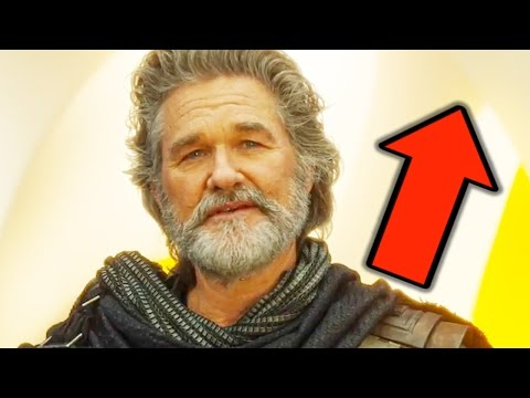 Thumbnail: Guardians of the Galaxy Vol. 2 NEW Trailer Breakdown - Ego Revealed!