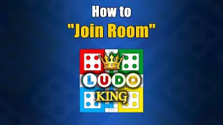 How to Join Room in Ludo King