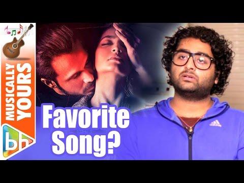 Arijit Singh Reveals His Favorite Song From Raaz Reboot | EXCLUSIVE