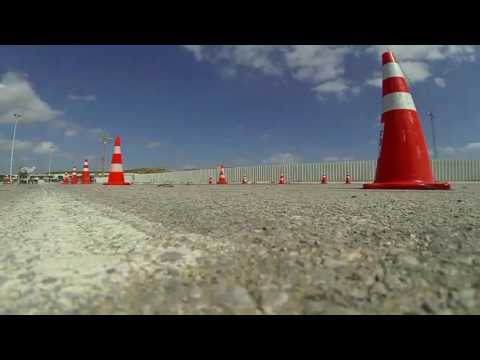 Drift show in Tunisia