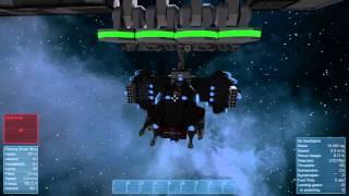 Space Engineers: Merge Blocks as Docking Connectors