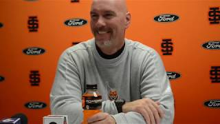 Idaho State-Weber State postgame press conference