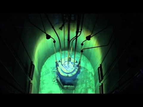 Coolest College Labs: Reed College Nuclear Reactor