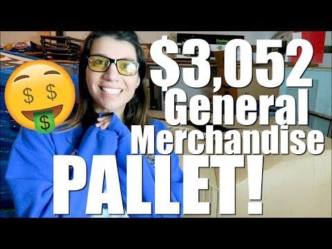 Скачать Liquidation Pallet Unboxing | $3052 for only $319 Resell on eBay  Amazon Mercari FB Market - смотреть онлайн - Видео