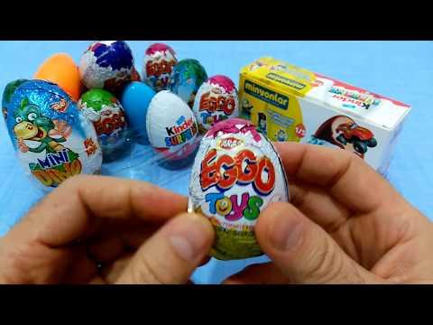 Surprise Egg Videos