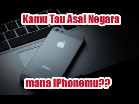 iPhonemu Asal Negara Mana  Gak tau  Cek Dong - YouTube de769101d1