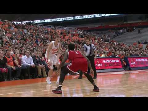 Highlights | Syracuse vs. NC State
