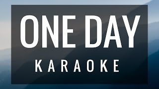 One Day (KARAOKE) | Tate McRae