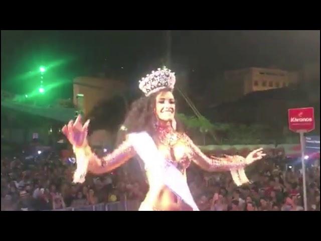 CARNAVAL 2019 - FLORIANÓPOLIS TEM CORTE ELEITA