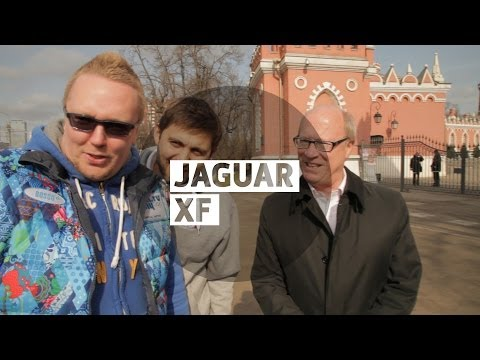 Jaguar XF - Большой тест-драйв (видеоверсия) / Big Test Drive - Ягуар