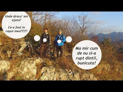 [BikeVlog#11] Cazaturi, munte si pastrama toate intr-un singur clip! thumbnail
