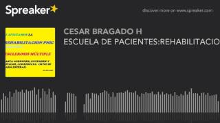 ESCUELA DE PACIENTES:REHABILITACION VENEZUELA (hecho con Spreaker)