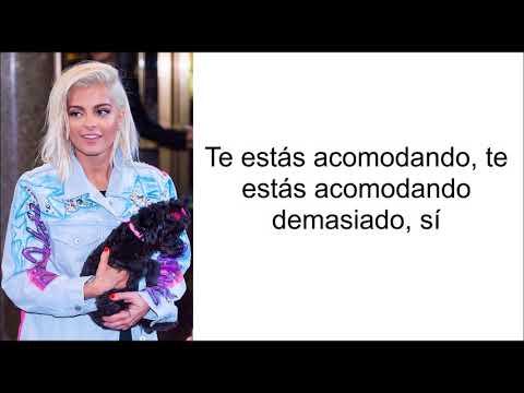 Bebe Rexha W/ Kranium - Comfortable (Letra En Español)
