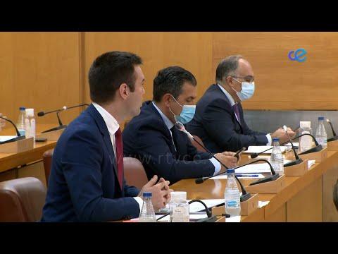 El Pleno tumba a Vox la retransmisión en directo de los plenos en RTVCE