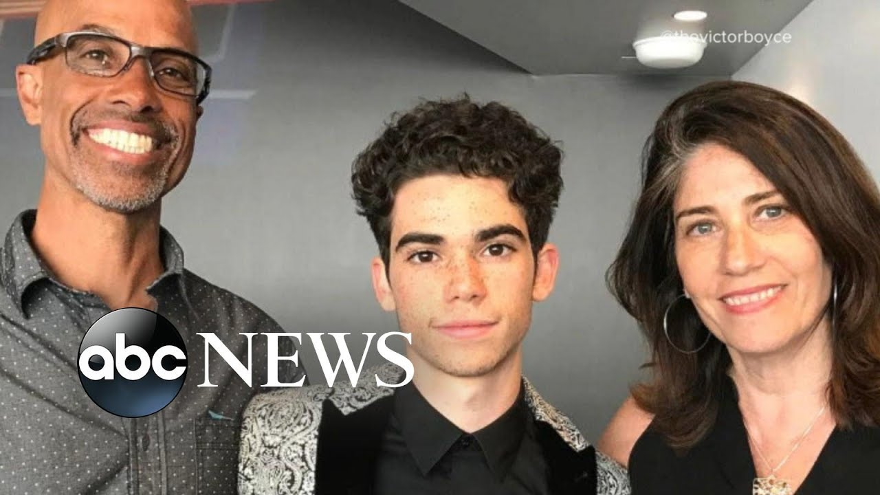 ABC News:Cameron Boyce's family share their story about his life and death