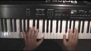 Here's an easy breakdown of this popular Maroon 5 piano riff.