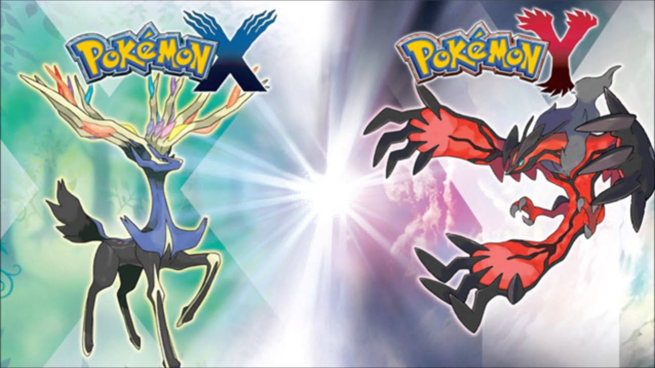 Legendary xerneas yveltal zygarde battle hq extended - Pokemon x et y legendaire ...
