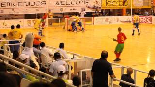 Hockey sobre patines Mundial Sub 20 Colombia cartagena 2013 (Rink Hockey)
