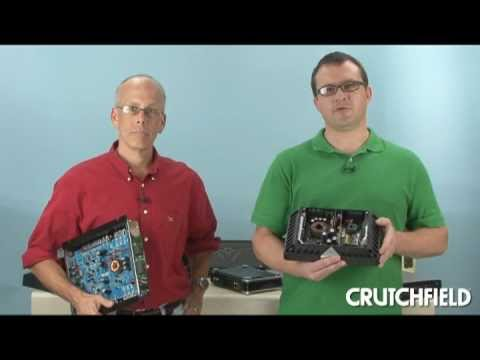 How to Choose a Car Amplifier   Crutchfield Video