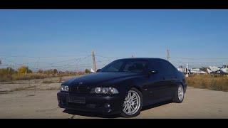 BMW M5 E39 - дорогая игрушка или машина на каждый день?  Тест драйв, отзыв владельца...